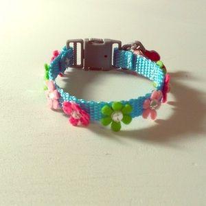 American girl pet collar